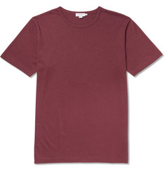 Sunspel - Lounge Cotton and Modal-Blend Jersey T-Shirt