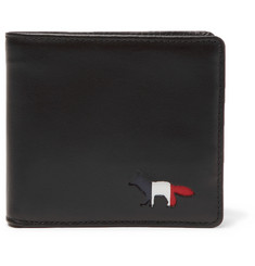 Maison Kitsuné - Leather Billfold Wallet
