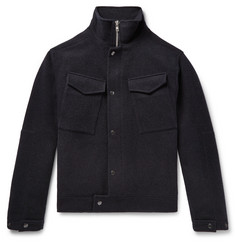 Oliver Spencer Wool Correspondent Jacket