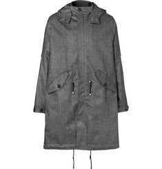 Oliver Spencer Trinity Cotton-Twill Parka