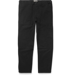 Oliver Spencer Judo Cotton-Twill Trousers