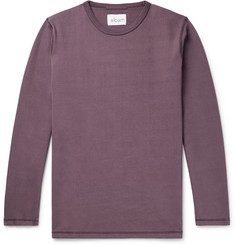 Albam Cotton-Jersey Sweatshirt