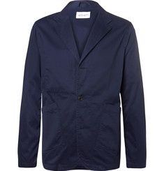 Albam - Unstructured Cotton-Twill Blazer
