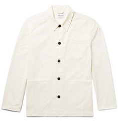 Albam Loco Slim-Fit Cotton-Twill Chore Jacket