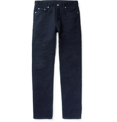 Albam Slim-Fit Cotton-Moleskin Jeans