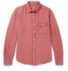 Save Khaki United Cotton-Flannel Shirt