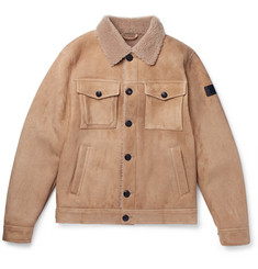 Tod's Shearling Jacket