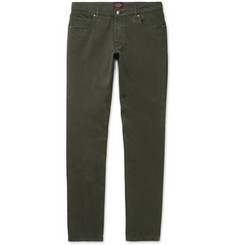 Tod's Slim-Fit Cotton-Twill Chinos