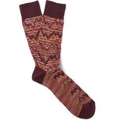 Missoni - Cotton-Blend Socks