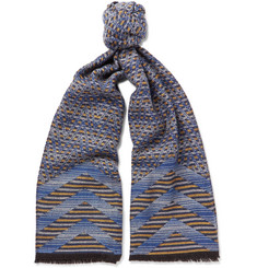 Missoni Virgin Wool Scarf