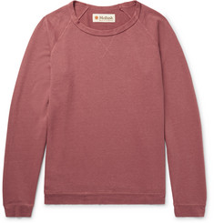 Mollusk Loopback Hemp and Organic Cotton-Blend Jersey Sweatshirt
