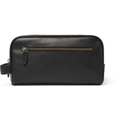 Polo Ralph Lauren - Leather Wash Bag