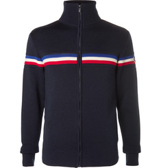 Fusalp - Wengen Merino Wool Zip-Up Sweater