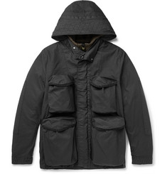 Nemen Shell Hooded Jacket with Detachable Liner