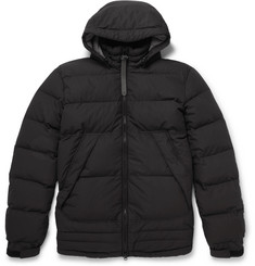 Nemen Ripstop Quilted Shell Hooded Down Jacket