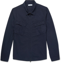 Pop Trading Company Falling Down Cotton-Ripstop Shirt Jacket
