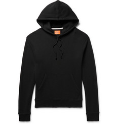 CALVIN KLEIN 205W39NYC Loopback Cotton-Jersey Hoodie