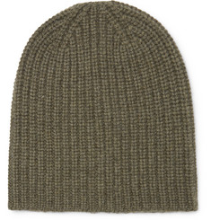 Alex Mill - Ribbed Cashmere Beanie