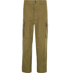 Chimala Cotton-Twill Cargo Trousers