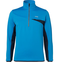 Colmar Neoprene Half-Zip Fleece Top