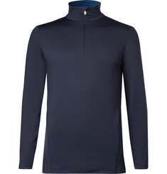 Bogner Udo Stretch-Jersey Half-Zip Ski Base Layer
