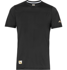 Tracksmith - Twilight Stretch-Mesh T-Shirt