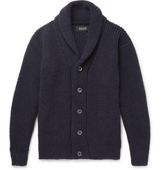 Howlin' Shawl-Collar Virgin Wool Cardigan