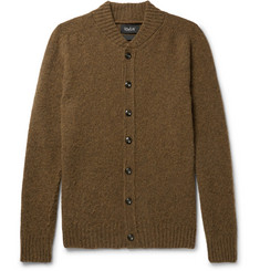 Howlin' Brushed-Wool Cardigan