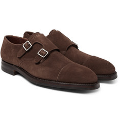 George Cleverley - Thomas Leather Monk-Strap Shoes
