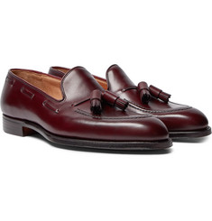 George Cleverley - Adrian Burnished-Leather Loafers