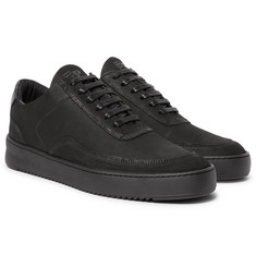 Filling Pieces Mondo Ripple Nardo Nubuck Sneakers