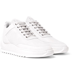Filling Pieces Nubuck Sneakers