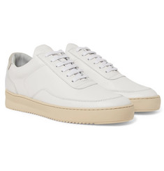 Filling Pieces Leather Sneakers