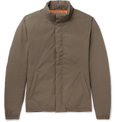 James Perse Cotton-Blend Jacket