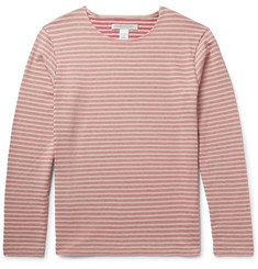 Outerknown Callao Striped Organic Cotton-Jersey T-Shirt