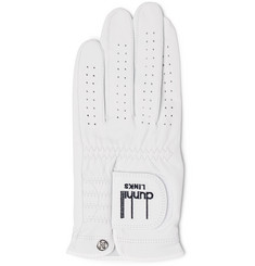 Dunhill Links - + G/FORE Leather Golf Glove