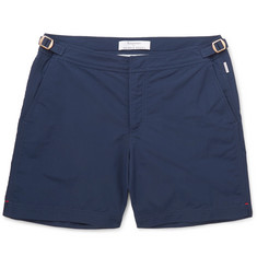 Kingsman + Orlebar Brown Bulldog Mid-Length Swim Shorts