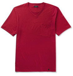 Hanro Cotton-Jersey T-Shirt