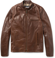 Schott Perfecto 530 Leather Café Racer Jacket
