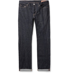 Jean Shop - Mick Slim-Fit Selvedge Denim Jeans