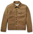Filson - Short Lined Cruiser Water-Repellent Cotton Tin Cloth Jacket