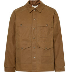Filson Cruiser Water-Repellent Tin Cloth Jacket