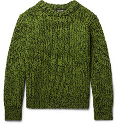 CALVIN KLEIN 205W39NYC Mélange Wool Sweater