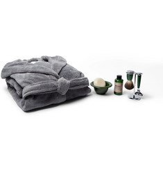 Soho Home Robe and Shaving Set