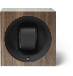 Linley - Henley Walnut Wood Watch Winder