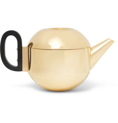 Tom Dixon Form Brass Teapot