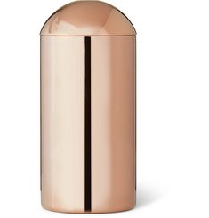 Tom Dixon - Brew Copper-Plated Coffee Caddy