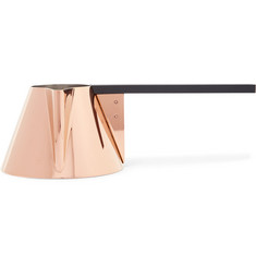 Tom Dixon Brew Copper-Plated Milk Pan