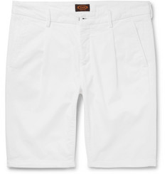 Tod's Stretch-Cotton Twill Shorts