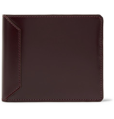 Connolly - Polished-Leather Billfold Wallet